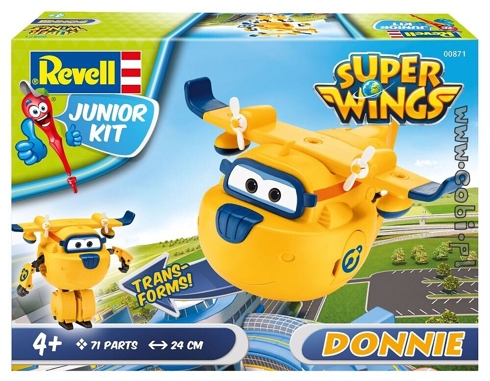 Donnie Super Wings
