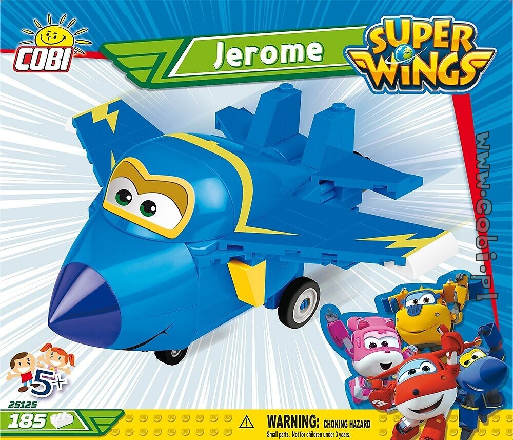Lotek Super Wings