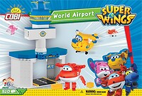 Zestaw Lotnisko Jett +  Donnie Super Wings