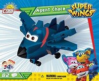Agent Chase 82 kl. Super Wings