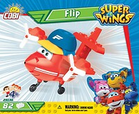 Flip 82 kl. Super Wings