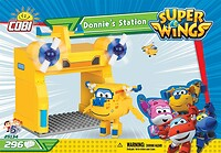 Donnie's Station 296 kl. Super Wings
