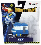 Mini Pojazdy Robot Trains