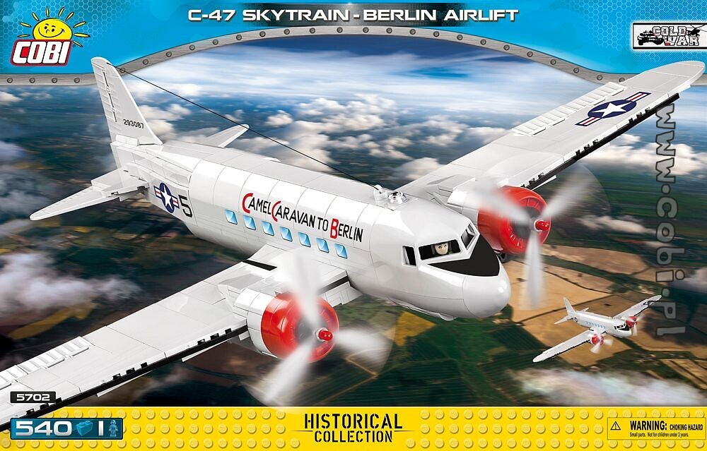 C-47 Skytrain Berlin Airlift