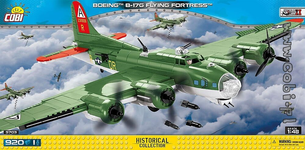 Boeing™ B-17G Flying Fortress™