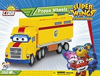 Poppa Wheels 350 kl. Super Wings