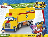 Poppa Wheels Super Wings