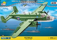 North American B-25B Mitchell - średni...