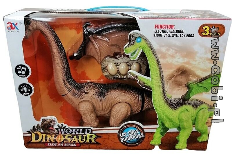 World Dinosaur - Electric series