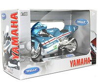 Welly - Motocykle Die-cast 1:18