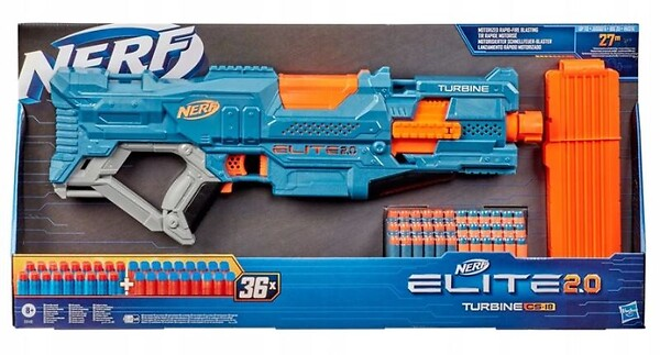 NERF Elite N-Strike 2.0 Turbine CS-18 E9481