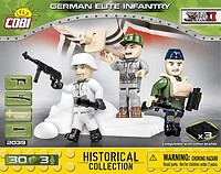 German Elite Infantry