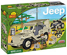 Small Army Jeep Willys Cobi 24201