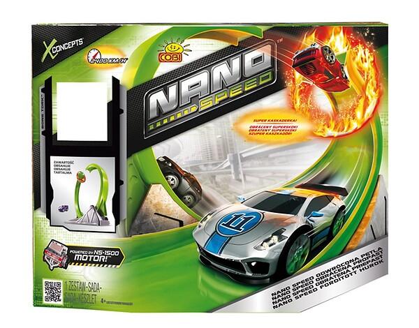 Odwrócona Pętla Nano Speed