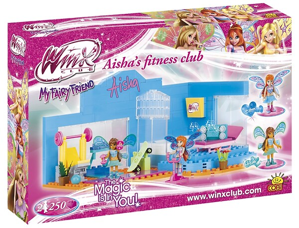 Winx Club Aisha's Fitness Club