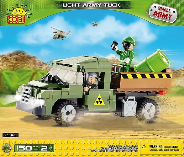 Light Army Truck