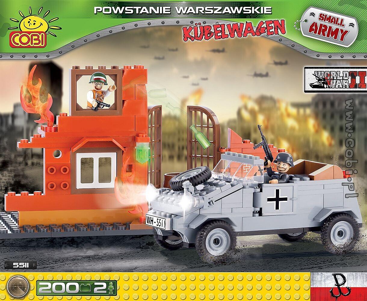 Produkt Archiwalny Kübelwagen Vw Typ 82 Powstanie Warszawskie