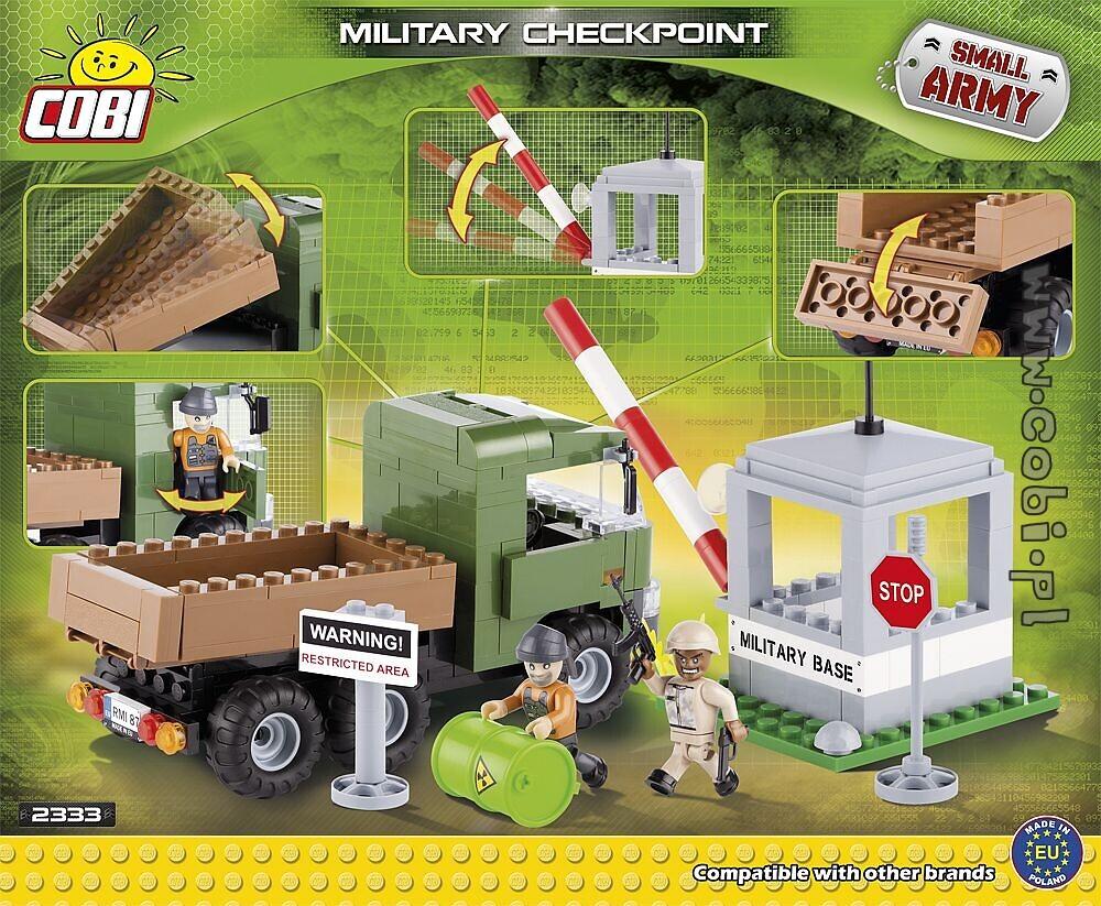 Produkt Archiwalny Wojskowy Punkt Kontroli Small Army Nato