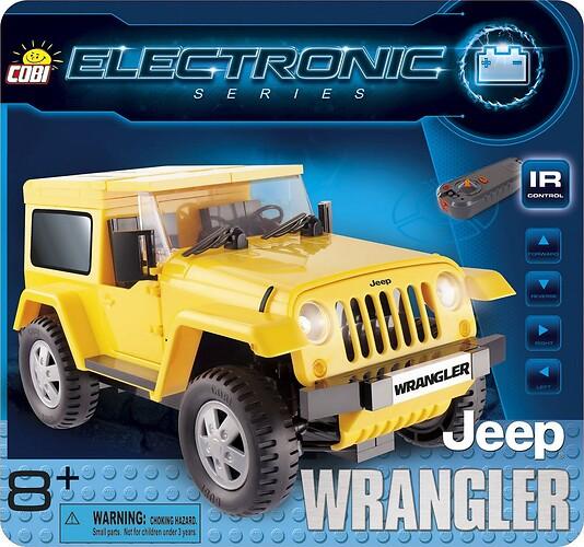 Jeep Wrangler Elektronic