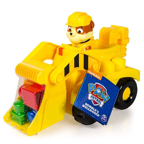 Spychacz Rubble'go Paw Patrol