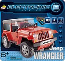 Jeep Wrangler z bluetooth