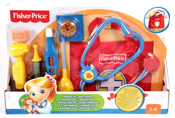 Mały Doktor Fisher Price