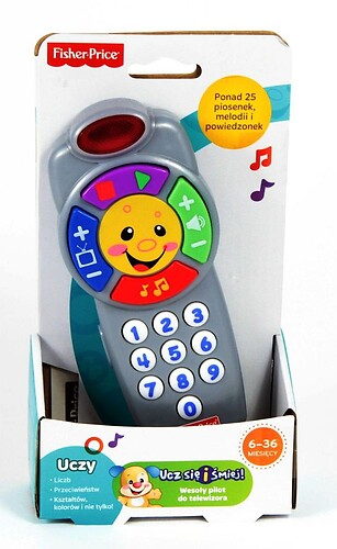 Wesoły Pilot Fisher Price
