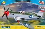 North American P-51C Mustang - myśliwiec...