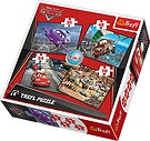 Cars 2, Puzzle 4w1