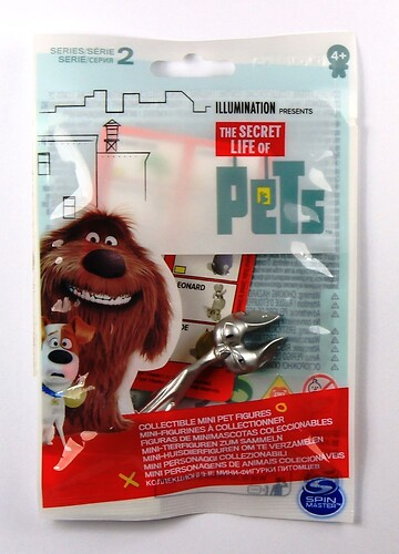 Mini Figurka The Secret Life of Pets