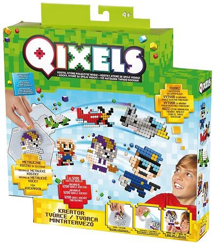 Kreator Qixels