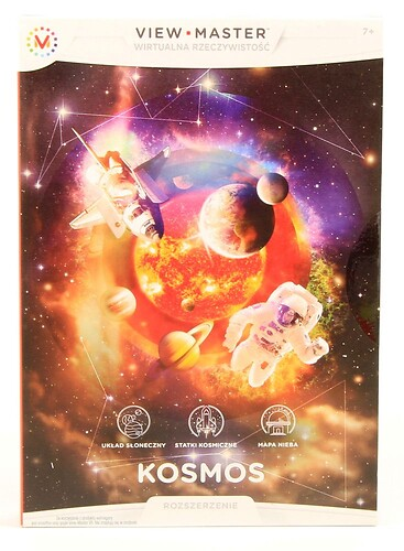 Kosmos - View Master Rozszerzenie