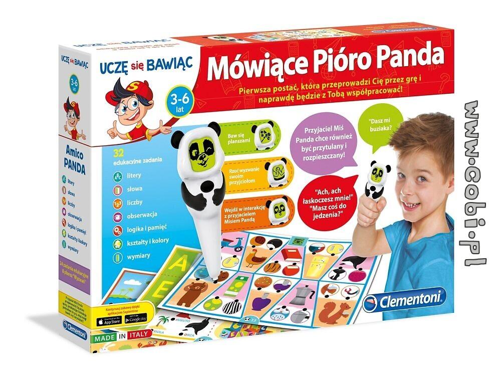 Mówiące Pióro Panda
