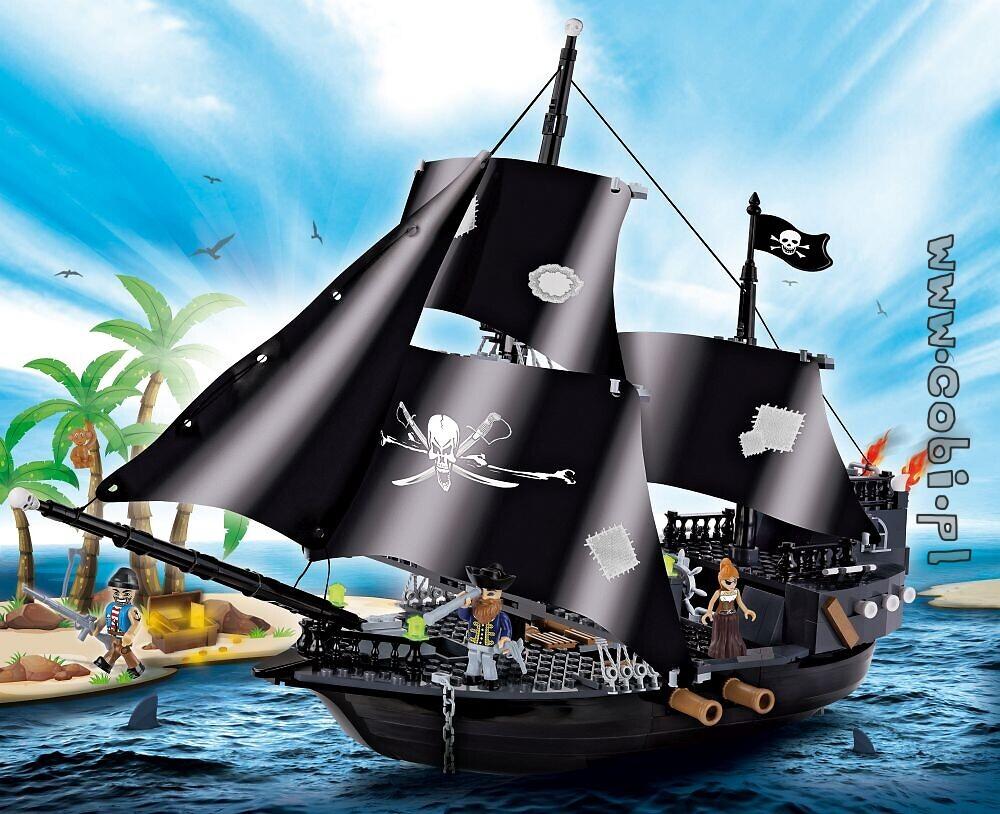 Судна пиратов в картинках
