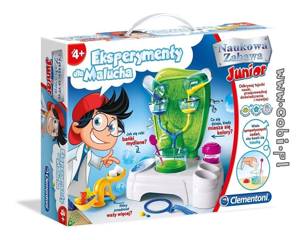 Eksperymenty dla malucha