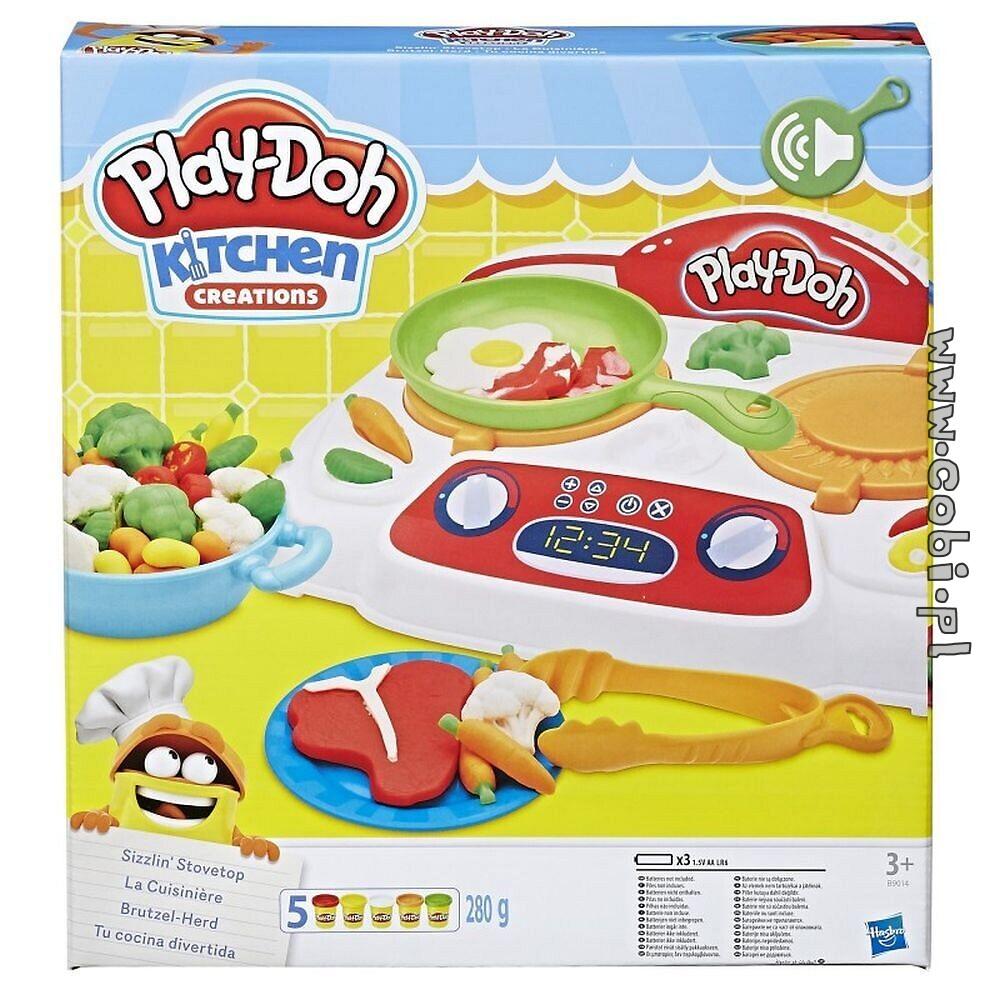 Wesoła Kuchenka Play Doh