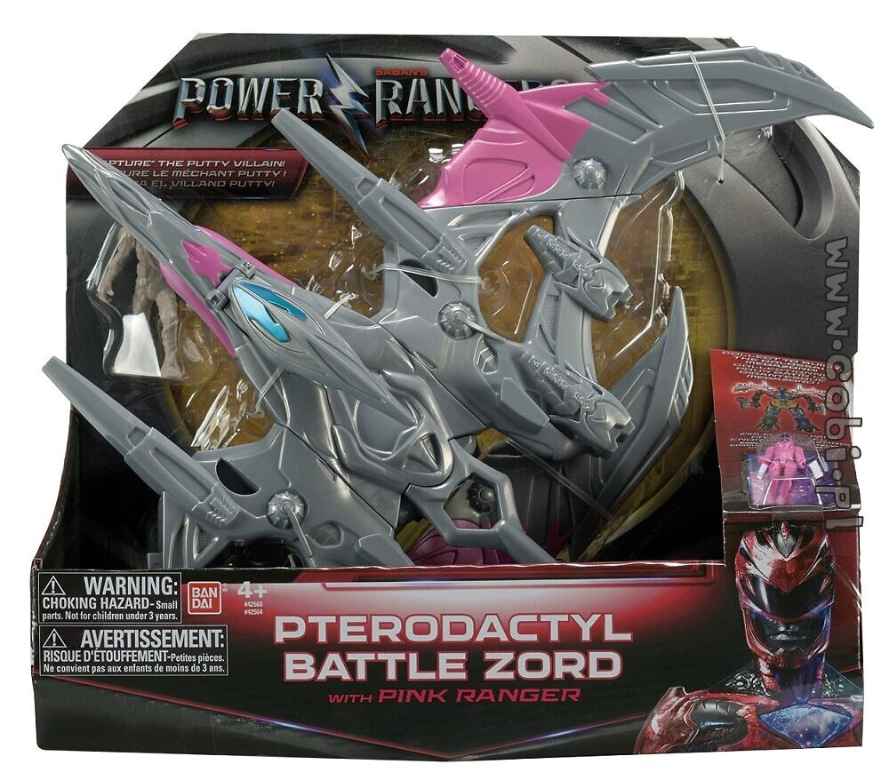 Power Rangers Battle Zord