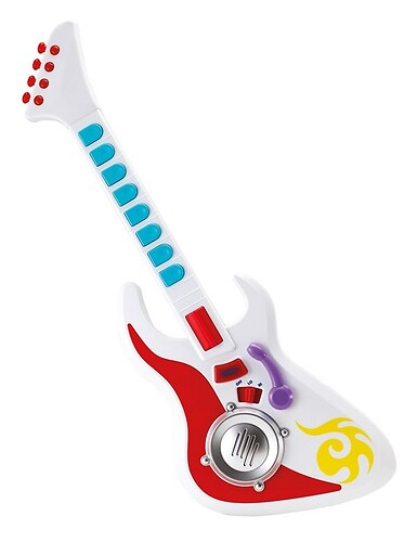 Gitara Rockowa Smily Play