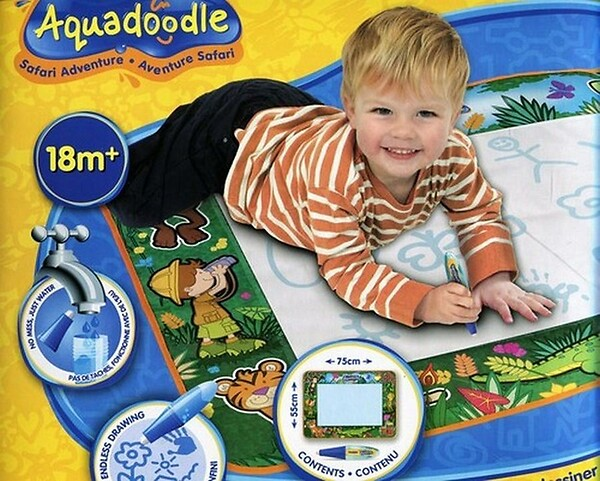 Mata Safari Tomy Aquadoodle