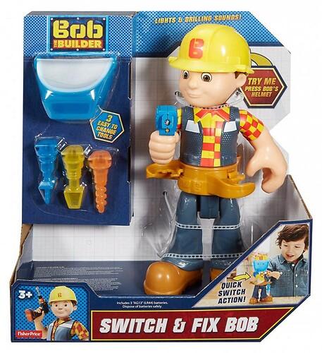Bob Budowniczy Złota Rączka FFN18