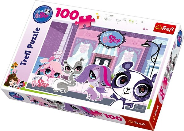 Littlest Pet Shop 100 el.