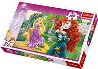 Puzzle Disney Princess 100 el.