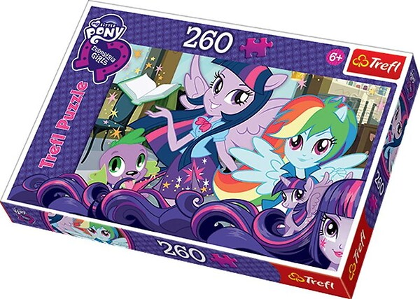 Equestria Girls 260 el.
