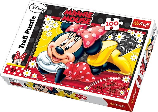 Minnie Mouse 100 el.