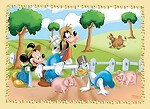Mickey Mouse & Friends  4w1