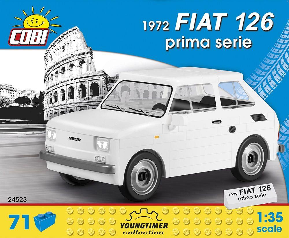 Fiat 126 1972 prima serie