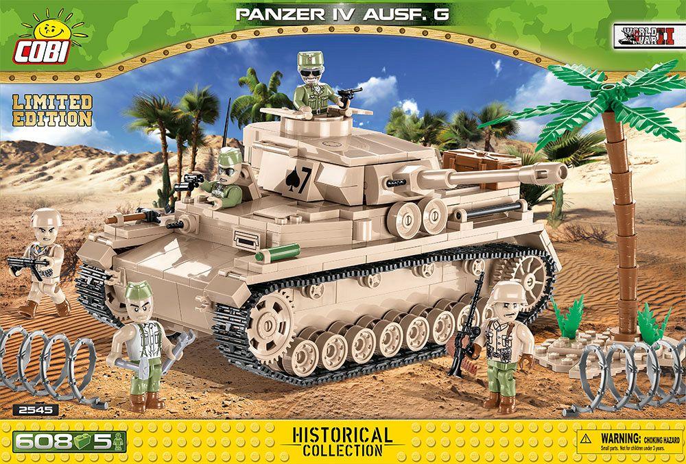 Panzer iv ausf.g - edycja limitowana