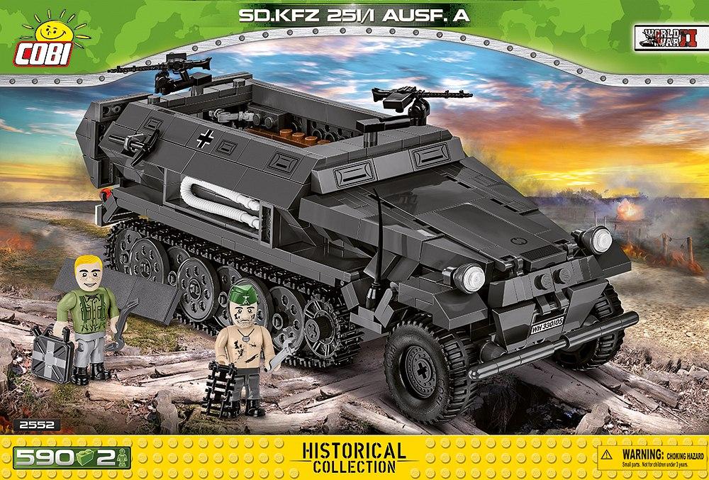 Sd.kfz.251/1 ausf. a