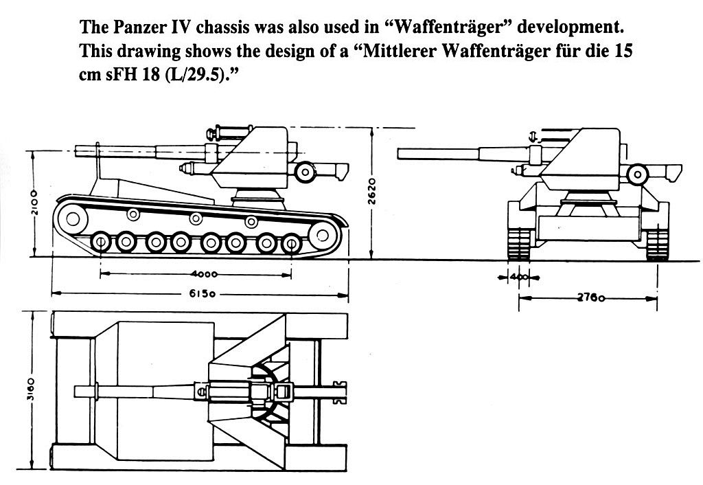 WTP4 (COBI-3033) with 149mm sFH 18 howitzer