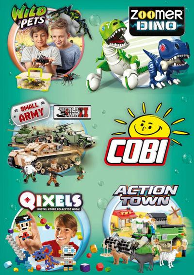 Katalog Cobi dla chłopców 2015/2016